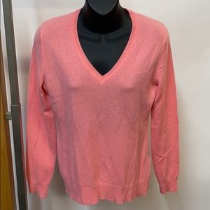Lord & Taylor Cashmere sweater.  S